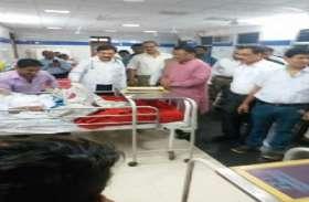 Breaking: डेंगू से 43 मौत के बाद केंद्रीय मंत्री विष्णु देव साय पहुंचे मरीजों से मिलने, कहा डरिए नहीं सबका होगा उपचार