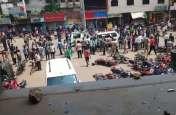 पूर्व मिदनापुर में प्रदेश भाजपा अध्यक्ष पर हमला
