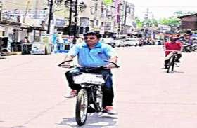 Breaking: सड़क पर बेधड़क साइकिल चलाने वाले सुंदरानी होंगे भिलाई निगम के नए कमिश्नर