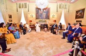 photo gallery: भारत-माल्टा के बीच कई अहम समझौते