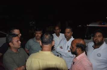 शहर के सबसे वीआईपी इलाके से हुआ मुकेश मित्तल का अपहरण, विधायक का घर उसी गली में, कुछ ही दूरी पर पूर्व केन्द्रीय मंत्री का घर