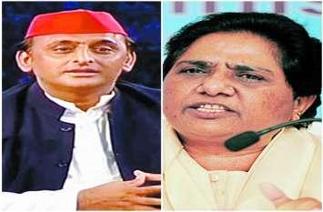 महागठबंधन पर खींचतान : छत्तीसगढ़ में एनसीपी ने कांग्रेस से मांगी सीटें, माया और अखिलेश ने भी दिखाए तेवर