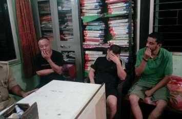 मायावती के खास बसपा नेता के मीट प्लांट पर आए थे चीनी नागरिक, नशे में कर डाला यह कांड