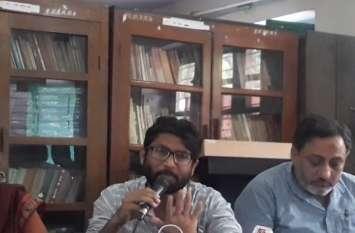 गुजरात MLA मेवानी का आरोप, राजस्थान में कम से कम 20 लाख से अधिक वोटर्स के नाम लिस्ट से गायब!