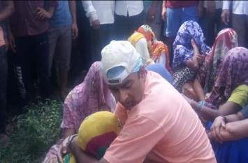 सड़क हादसे में भाई-बहन की मौत के बाद दिखा ऐसा नजारा कि कांप गई लोगों की रूह