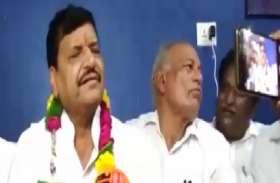 मुलायम को छोड़ पूरे कुनबे के खिलाफ चुनाव लड़ेगा शिवपाल का मोर्चा, बीजेपी में जाने पर दिया बड़ा बयान