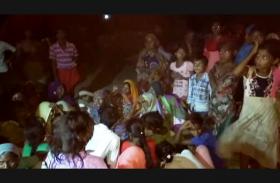 तालाब में डूबने से दो बच्चों की मौत,परिवार में मचा कोहराम-देखें वीडियो