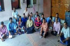 मालवीय नगर के लोगों ने यूं एक एक कर गिनाई अपनी समस्याएं