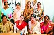 चुनावी संग्राम: शक्ति की शरण में कांग्रेस, एप के जरिए बदलाव की बयार से महिलाओं को जोडऩे की मुहिम