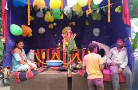 जगह-जगह पूजा-अर्चना कर मनाई गई देव शिल्पी की जयंती