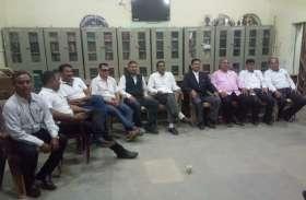 अधिवक्ताओं ने कार्य से विरत रह मनाया प्रतिवाद दिवस