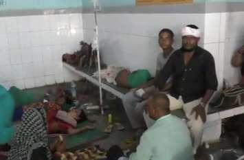 मरीजों से भरा जिला अस्पताल, 45 दिनों में 71 बच्चों की गई जान
