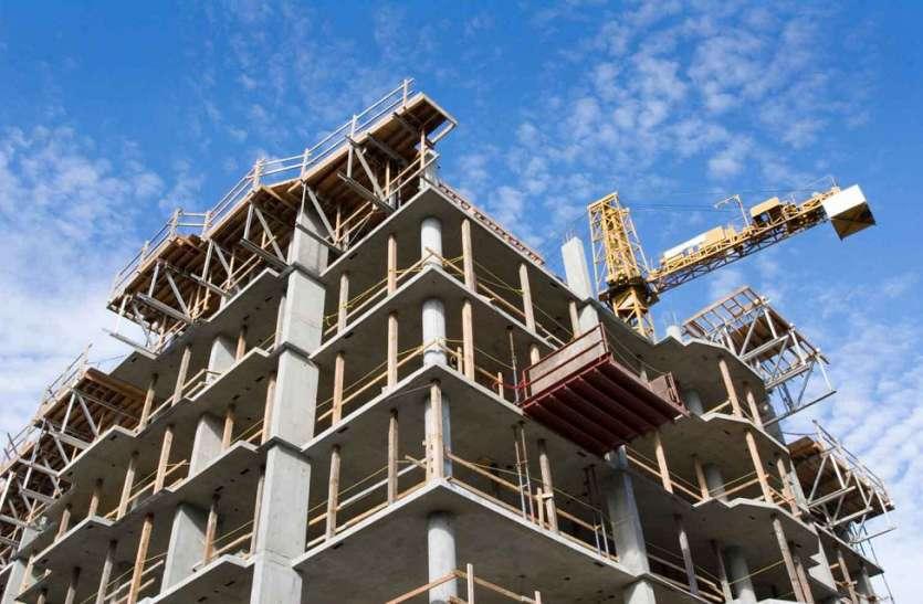 बिना डिमॉलेशन और कंपाउंडिंग के हजारों की संख्या में खड़ी हैं अवैध बिल्डिंग्स