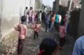 मासूम के साथ कुकर्म करने वाले को ग्रामीणों ने दी ऐसी सजा
