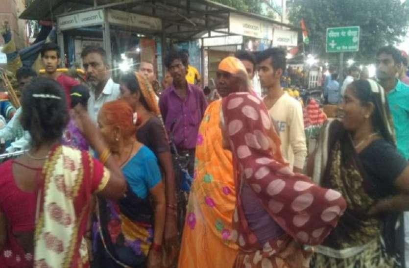 BREAKING-संदिग्द्ध हालत में विवाहिता की मौत मचा हड़कंप