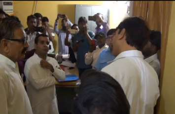 बुखार से मौतों के लिए सपा सांंसद धर्मेंद्र यादव ने योगी सरकार को बताया जिम्मेदार