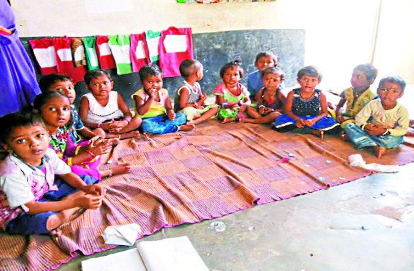 सिर्फ सरकारी मदद से लड़ रहे हैं जंग, 9 हजार कुपोषित बच्चों का जीवन संवारने की चुनौती