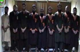 अफगानिस्तानः आईएस के 26 आतंकी गिरफ्तार, मुहर्रम पर्व पर रच रहे थे हमले की साजिश