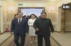 दक्षिण कोरिया के राष्ट्रपति ने की किम जोंग से मुलाकात, पहले दौर की वार्ता में द्विपक्षीय संबंधों पर हुई चर्चा