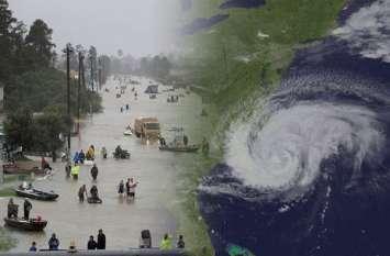 अमरीका: तूफान फ्लोरेंस से उत्तरी कैरोलिना में भारी तबाही, कम से कम 31 लोगों की मौत