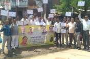 भाजपाइयों ने साफ-सफाई कर मनाया पीएम मोदी का जन्म दिवस
