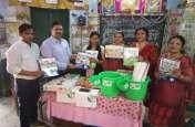 लखनऊ के सरकारी स्कूलों में चल रहा है स्वच्छता अभियान