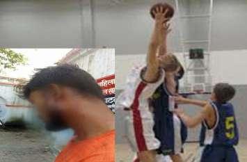 अयोध्या में बास्केटबॉल के नार्थ जोन इंडिया प्लेयर पर जानलेवा हमला