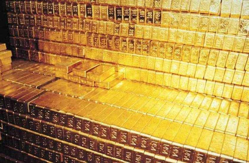 इस तिजोरी में बंद है 46 लाख किलो सोना, सुरक्षा के इंतजाम जान रह जाएंगे दंग