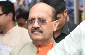 जौनपुर पहुंचे अमर सिंह का अखिलेश, राम गोपाल और आजम खां पर विवादित बयान