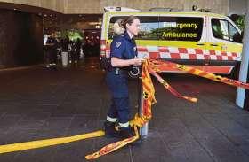 ऑस्ट्रेलियाः होटल में रासायनिक रिसाव से अफरातफरी, 30 की हालत बिगड़ी