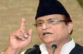 RSS प्रमुख मोहन भागवत के बयान पर सपा नेता आजम खान का तीखा पलटवार