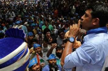 लोकसभा चुनाव में भीम आर्मी प्रमुख चंद्रशेखर इस तरह पहुंचाएंगे भाजपा को फायदा!