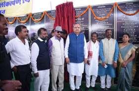 सीएम ने इस जिले को दी 214 करोड़ रुपए की सौगात, कहा- भाजपा को फिर वोट देकर जीताएं