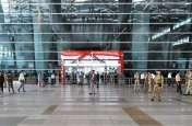 विदेशी मुद्रा की अवैध तस्करी करते हुए दिल्ली एयरपोर्ट पर एक शख्स गिरफ्तार