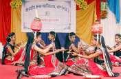 युवा उत्सव में विद्यार्थियों ने दिखाई प्रतिभा