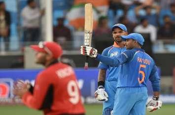 Asia Cup: जीत के लिए भारत को बहाना पड़ा पसीना, हार के बाद भी हांगकांग की हो रही तारीफ