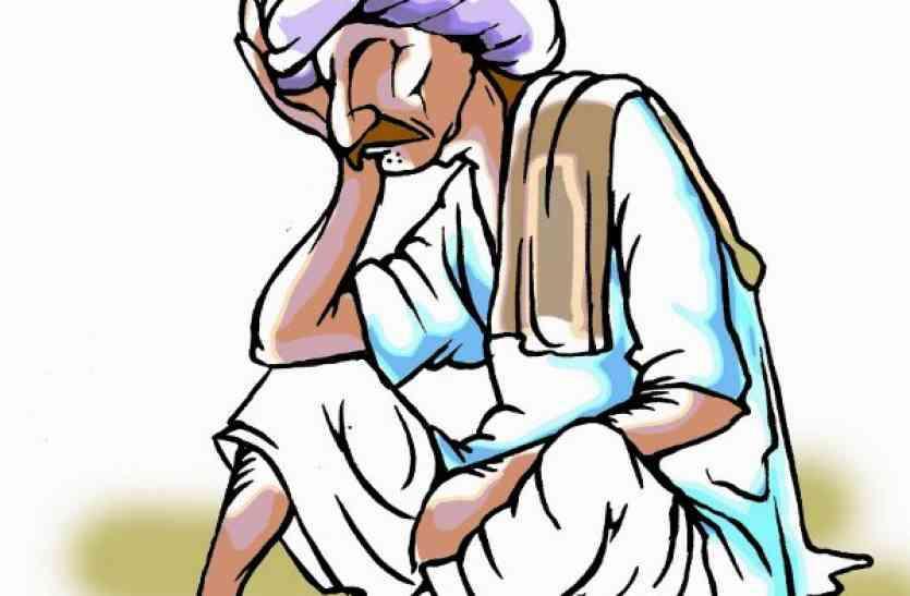 चौदह साल बाद फिर किसानों को अकाल के कालचक्र का डर
