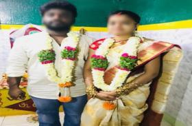 अंतरजातीय विवाह करने पर पिता ने बेटी और दामाद पर सरेराह किया हमला