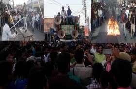 अयोध्या में निकाला गया आठवीं मोहर्रम का जुलूस