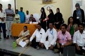 जनसुविधाओं की अनदेखी पर भड़के पार्षद, नगर निगम सदन की बैठक में जम कर हंगामा