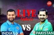 LIVE Ind vs Pak : तीसरे विकेट के लिए बाबर और मालिक की शानदार साझेदारी, पाकिस्तान 70 पार