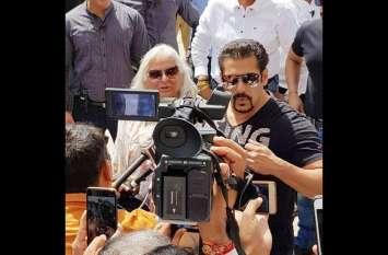 'बिग बॉस' कंटेस्टेंट को लांच करने जा रहे हैं सलमान खान, फिल्म में लीड एक्ट्रेस है उनकी गर्लफ्रेंड!