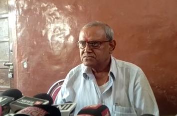 पूर्व राज्यमंत्री पर लगाया गया जमीन कब्जा करने का आरोप