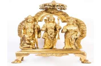 बिहार : प्राचीन मंदिर पर चोरों ने बोला धावा, अष्टधातु की 9 बेशकीमती मूर्तियां लेकर हुए रफूचक्कर
