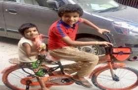 पिता के शव के पास बिलखते बच्चे के लिए 27 लाख रुपए जुटाए, सोशल मीडिया पर चलाया अभियान