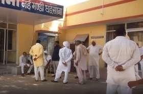 छात्रसंघ चुनाव रंजिश को लेकर गांव में चली गोलियां, ग्रामीणों में दहशत