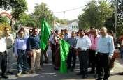 World Alzheimer's Day: रैली निकालकर किया जागरूक, देखें PHOTOS