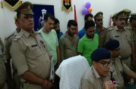 Asia cup: भारत-पाकिस्तान के मैच पर लग रहा था online satta, पुलिस की पड़ी रेड 7 अरेस्ट, देखें वीडियो