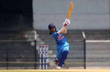 18 वर्षीय जेमिमा ने तूफानी बल्लेबाजी कर बनाया बड़ा रिकॉर्ड, भारत ने श्रीलंका को दी मात