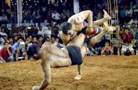 Phoyo Gallery : अखाड़े में खूब चला कुश्ती का दांव-पेंच, विजेता किए गए पुरस्कृत
